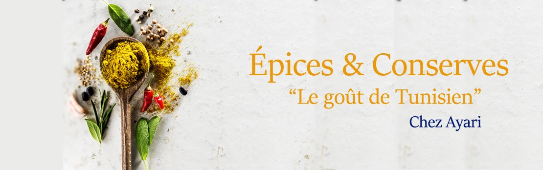 Épices & Conserves